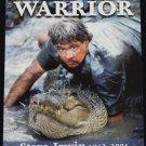 Crocodile Hunter book Wildlife Warrior -Steve Erwin paperback book