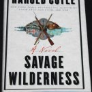 Savage Wilderness historical novel of French and Indian War fiction book