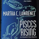 Pisces Rising mystery novel book by Martha C. Lawerence