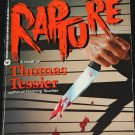 Rapture - horror suspense psychological thriller paperback book by Thomas Tessier