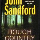Rough Country - mystery suspense novel book by John Sandford investigator Virgil Flowers novel book