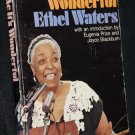 1951 signed Ethel Waters autographed To Me It's Wonderful - Ethel Waters singer actress star book