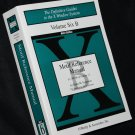 Motif Reference Manual Vol. Six B - for OSF/MOTIF Release 1.2 computer program programming book