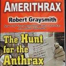 Amerithrax The Hunt for the Anthrax Killer true crime virus biological terror book Robert Graysmith