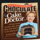Chocolate From the Cake Doctor - cake mix recipes desert book by Anne Byrn