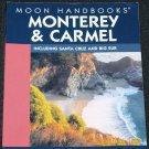 Monterey & Carmel Santa Cruz Big Sur California travel vacation tour book traveling sites ca book