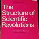 1973 Structure of Scientific Revolutions book science by Thomas S. Kuhn Volume II Number II