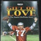 NEW The Gift of Love football Daniel Huffman story drama DVD sports movie dvd