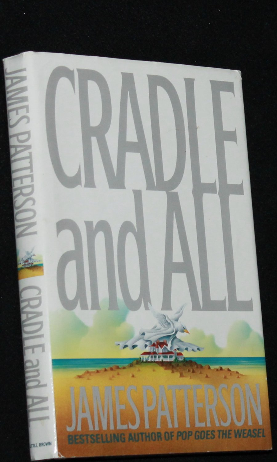 Cradle and All suspense novel book by James Patterson