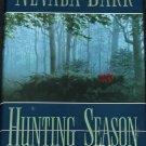 Hunting Season national park mystery novel by Nevada Barr