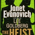 The Heist spy thriller espionage crime adventure book by Janet Evanovich Lee Goldberg