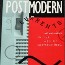 Postmodern Currents Artists Age Electronic Media history future art post modern book Lovejoy