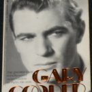 Gary Cooper biography - Hollywood movie star bio biography paperback book by Hector Arce