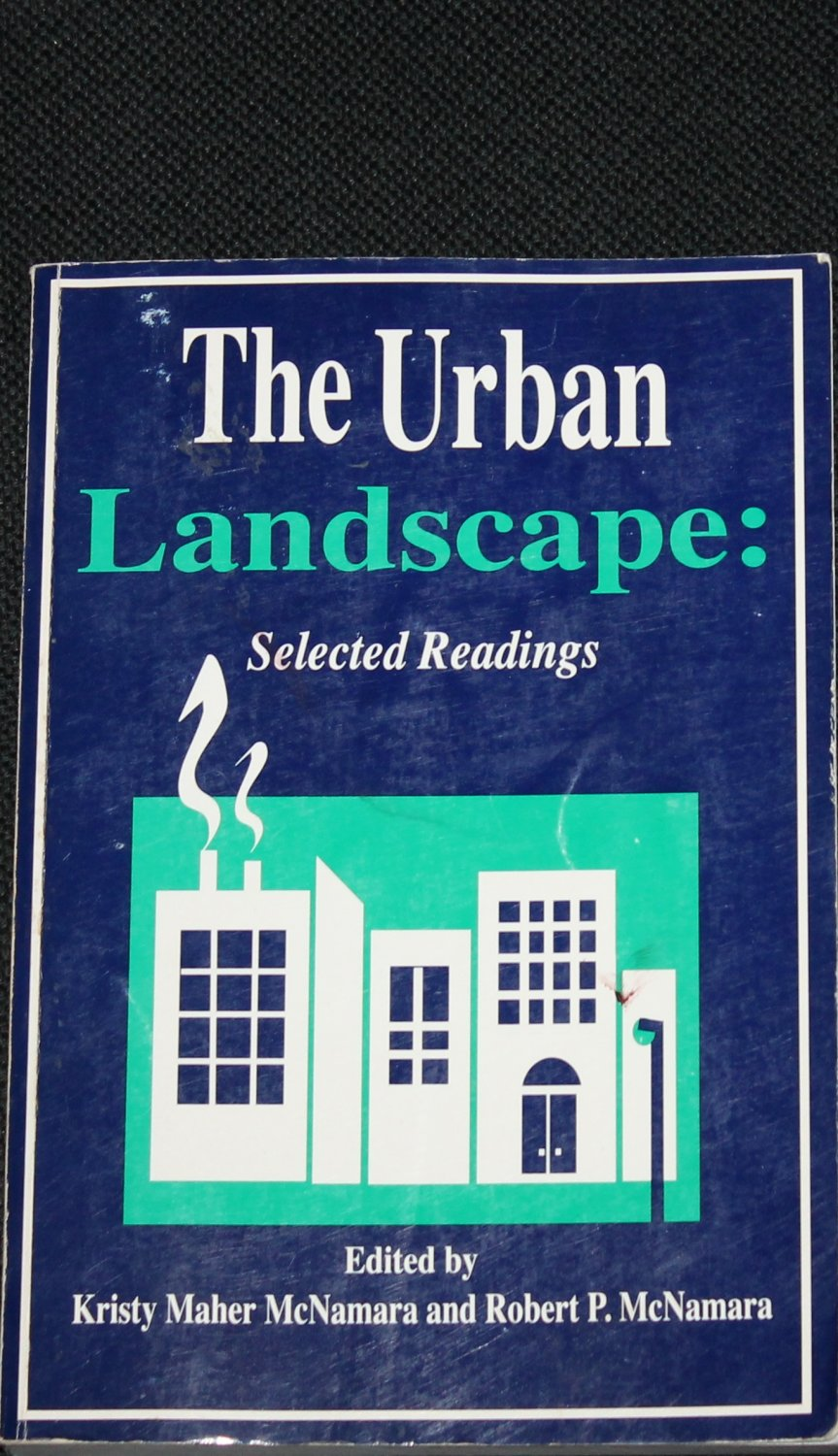 The Urban Landscape essays on ecology selected readings book