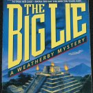 The Big Lie mystery novel hardcover book