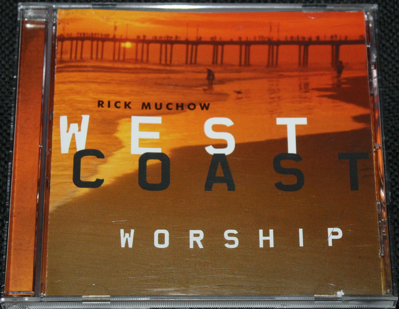 West Coast Worship CD religious religion cd