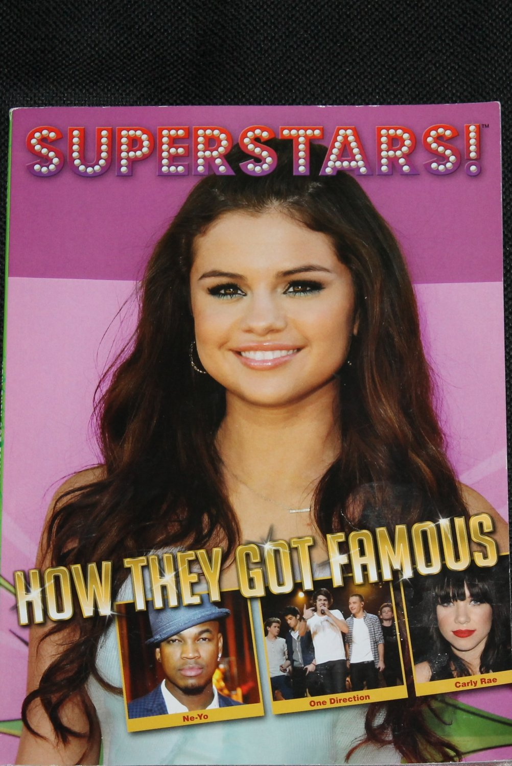 Superstars! Hollywood teen gossip book superstars of Hollywood super stars