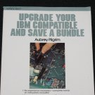 Upgrade Your IBM Compatible and Save a Bundle book by Aubrey Pilgri IBM PC AT- compatible