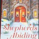 Shepherd's Abiding novel hardcover by Jan Koron - Christmas spirit book fiction