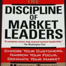 Disipline of the Market Leaders business book by Treacy money financial