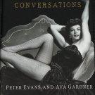 Ava Gardner The Secret Conversations - hardcover book ava gardener movie star fame celebrity actress