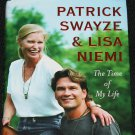 Patrick Swayze The Time Of My Life - hollywood movie star celebrity tv book