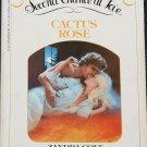 Cactus Rose - romance novel - paperback book by Zandra Colt