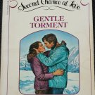 Gentle Torment - romance novel - paperback book by Johanna Phillips