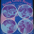 Being God's People A Southern Baptist Church  - Christian book - Jesus God reading