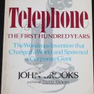 Telephone The First Hundred Years by Jon Brooks history book non-fiction