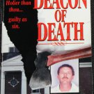 Deacon of Death - true crime paperback book by Fred Rosen