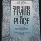 Flying In Place novel by Susan Palwick hardcover book fiction
