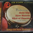 How Bizarre CD Songs of New Zealand - Past, Present & Future