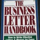 Business Letter Handboook hand book Michael Muckian & John Woods