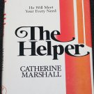 1978 The Helper Christian book by Catherine Marshall religious book Holy Spirit religion