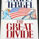 The Great Divide novel by Studs Terkel paperback book non fiction America