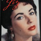 Liz Taylor book - Hollywood movie star - celebrity film star actress - icon - hardcover non-fiction
