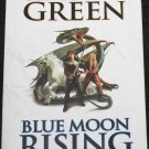 Blue Moon Rising fantasy adventure magic by Simon R. Green hardcover book fiction