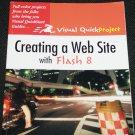 Creating a Web Site With Flash 8 - book compouter internet