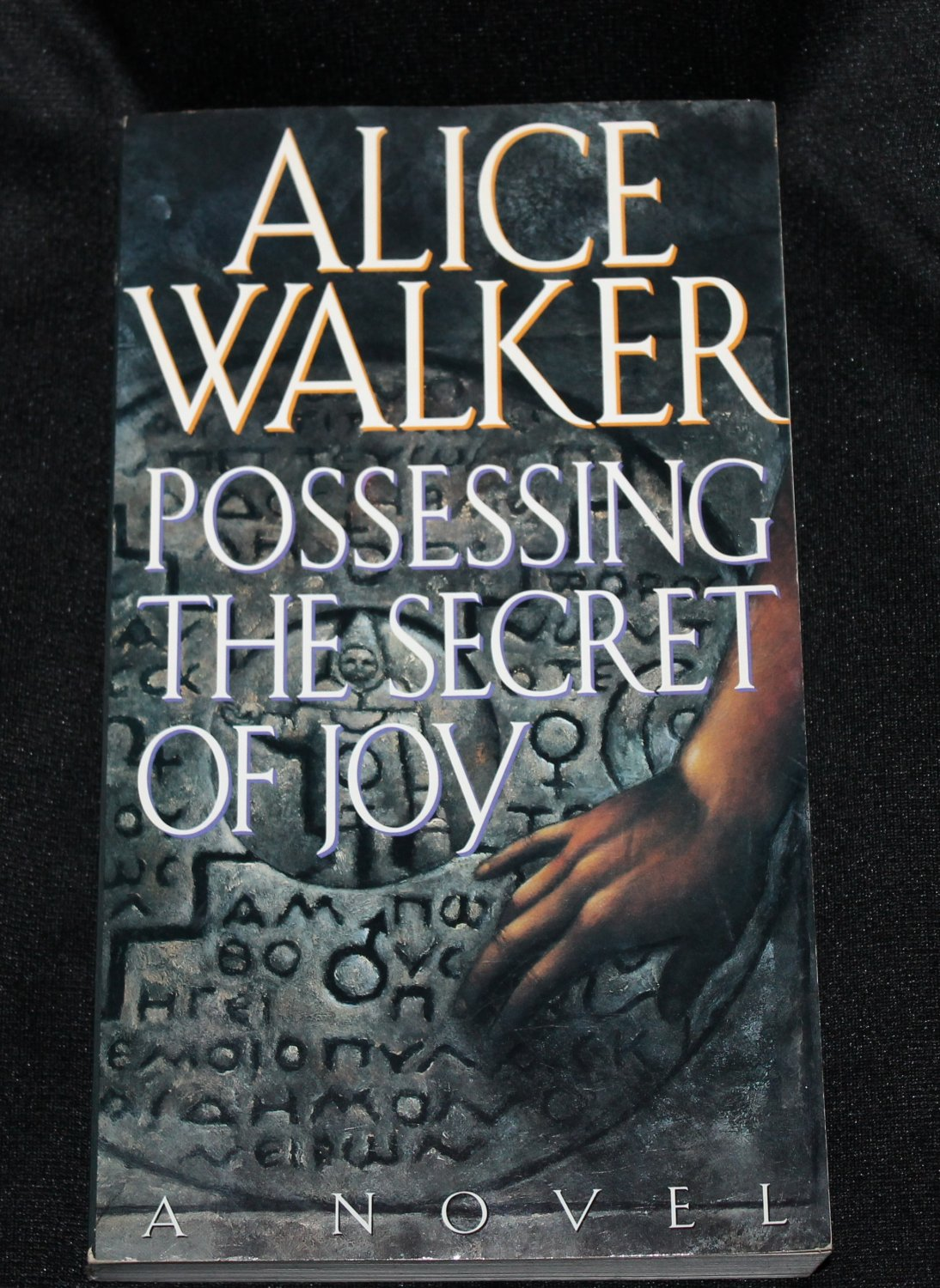 alice walker possessing the secret Start studying quiz 3 learn vocabulary, terms, and more with flashcards  what is the culturally sensitive topic of alice walker's possessing the secret of joy.