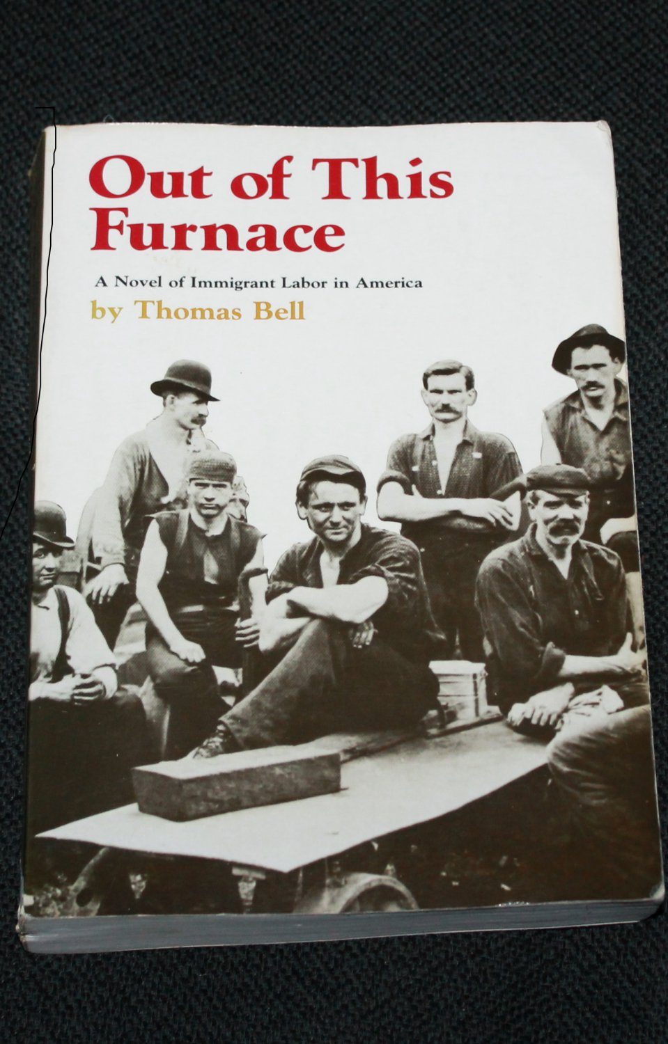 the different generations of immigrant workers in america in out of this furnace by thomas bell Out of this furnace one such story of immigrants of the time is thomas bell's out of policies towards workers are different from the first and.