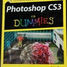 Photoshop CS3 book computer program book - design for photos instructions photographs pictures