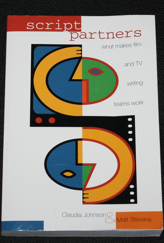 Script Partners - by Claudia Johnson & Matt Stevens