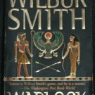 Warlock - fiction paperback novel book by Wilbuer Smith