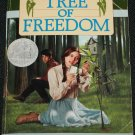 Tree of Freedom - historical fiction - youth reading - paperback book by Rebecca Caudill
