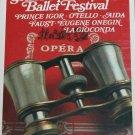 Grand Opera Ballet Festival Prince Igor Otello Aida Faust - music cassette tape