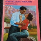 Night Magic romance paperback book by Joan Elliott Pickart