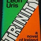 Trinity novel by Leon Uris hardcover book