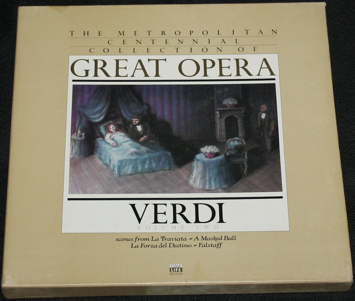 Great Opera Verdi Record Set