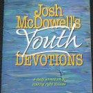 Josh McDowell's Youth Devotions by Bob Hostetler